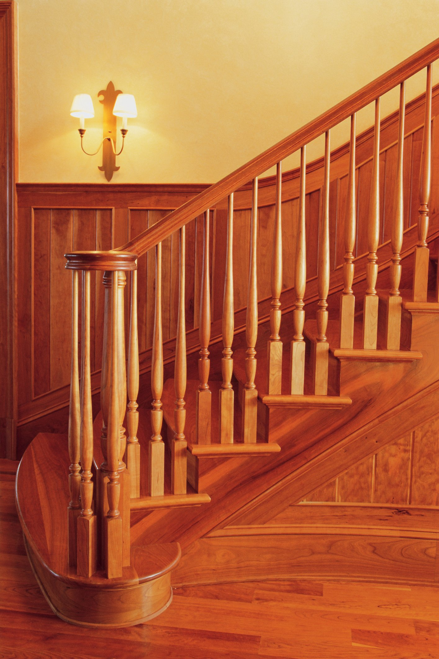 Tightening Loose Stair Spindles Ehow