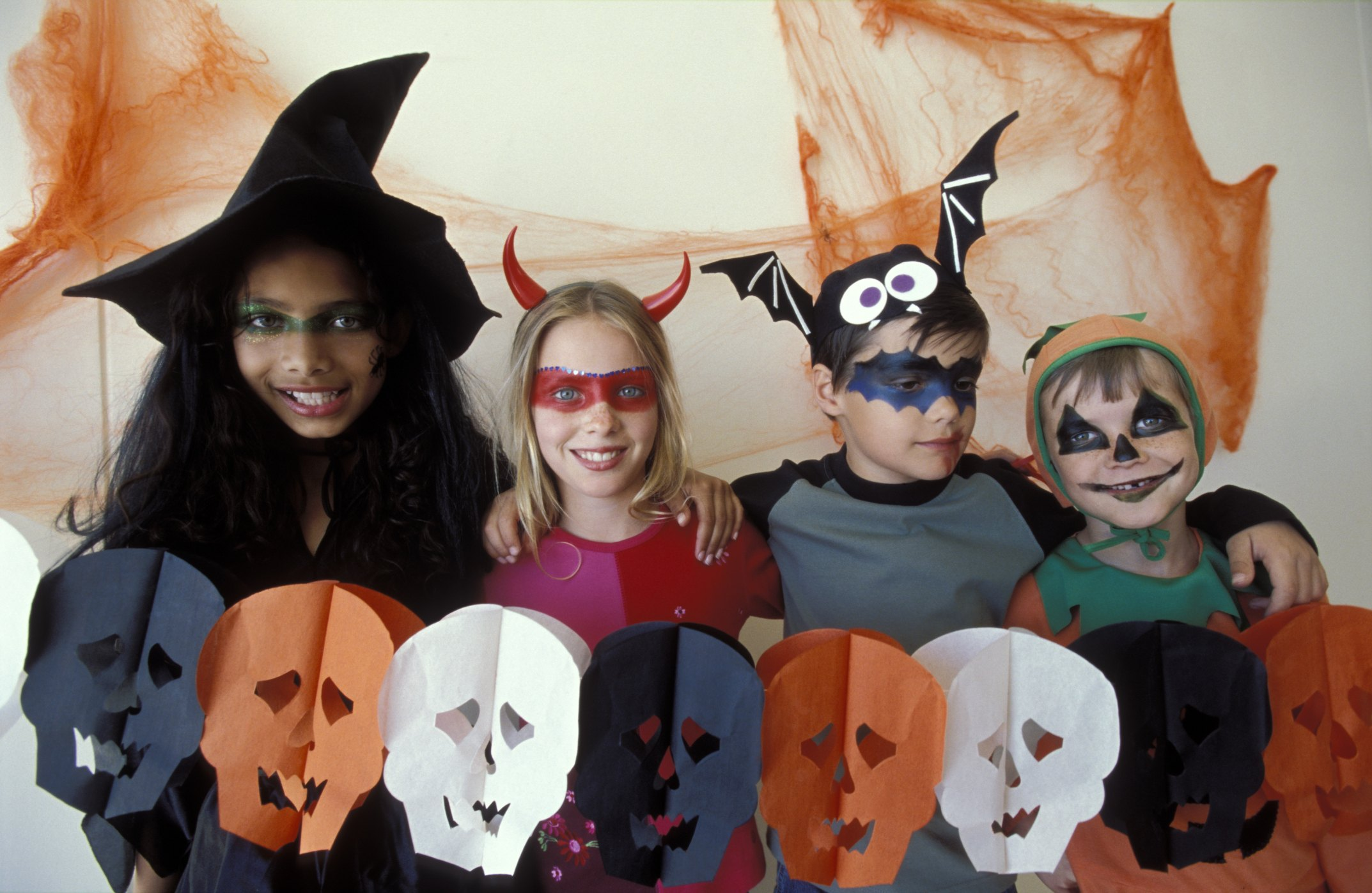Halloween Games For Fourth Graders