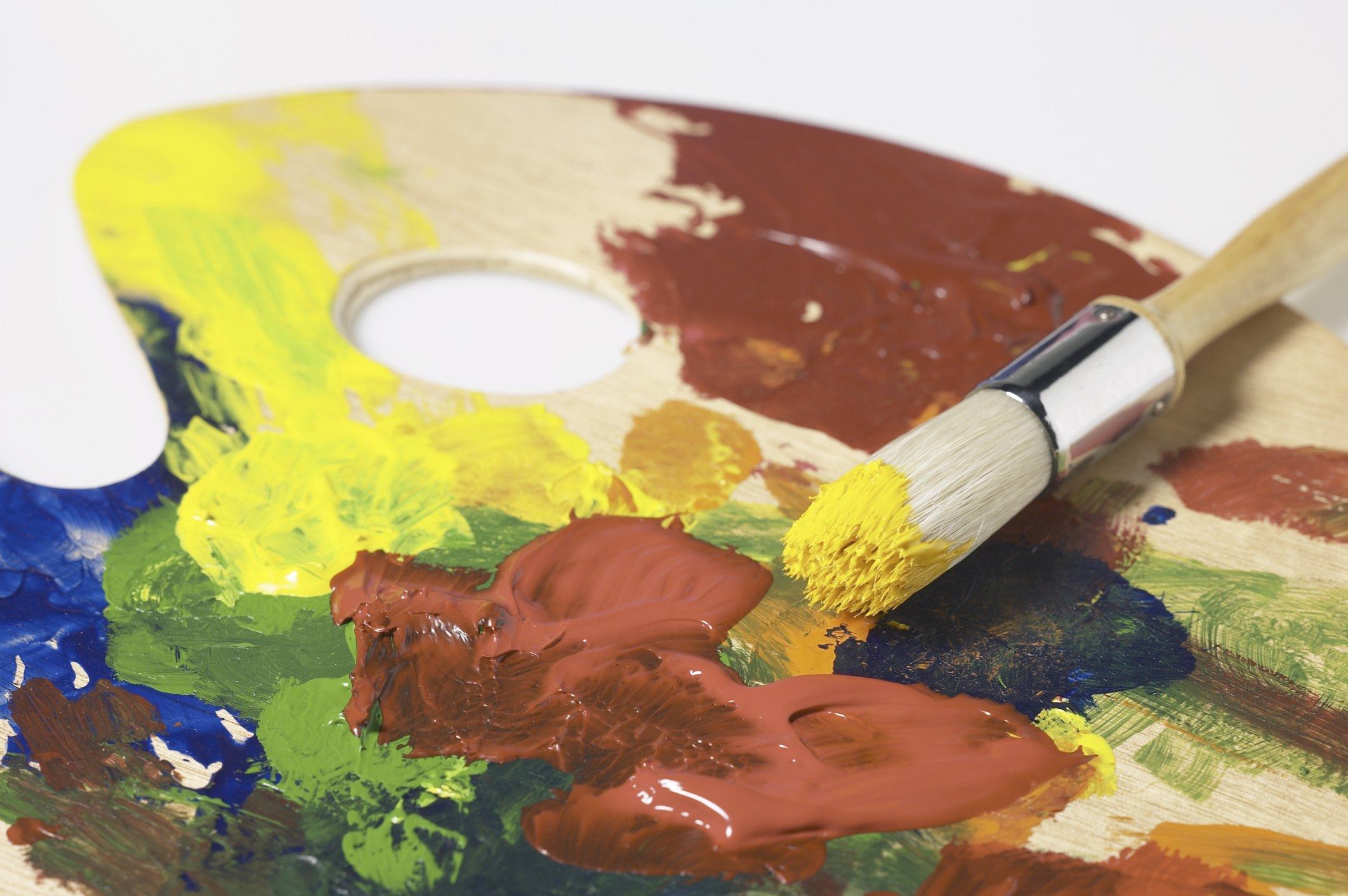Different Types Of Art Mediums With Pictures