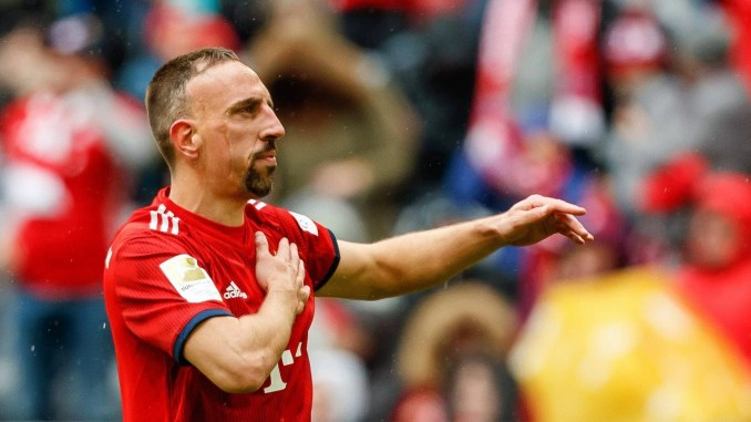 Image result for ribery