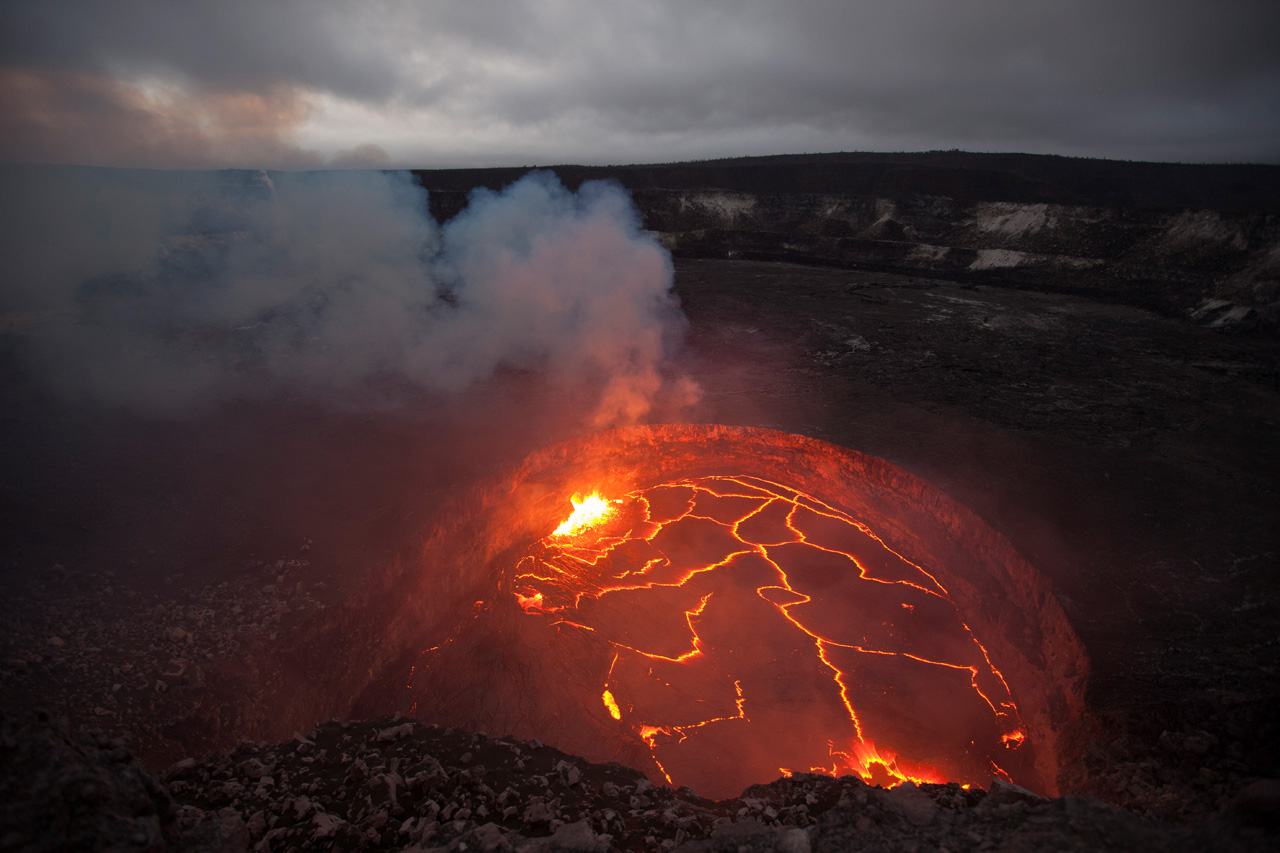 13. Kilauea, Hawaii