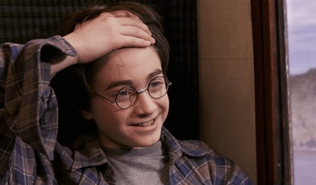 2.Harry Potter and the Sorcerer's Stone
