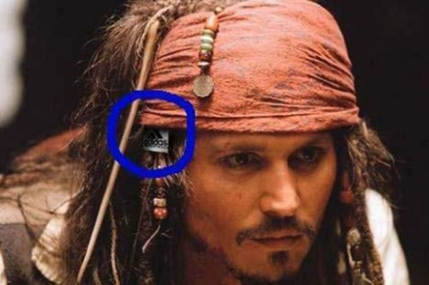 3.Pirates of the Caribbean: Curse of the Black Pearl (2003)