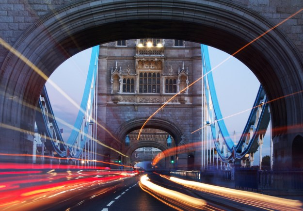 2. Tower Bridge, London, England 2
