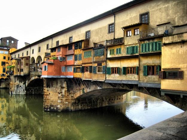 3. Ponte Vecchio, Florence, Italy 2