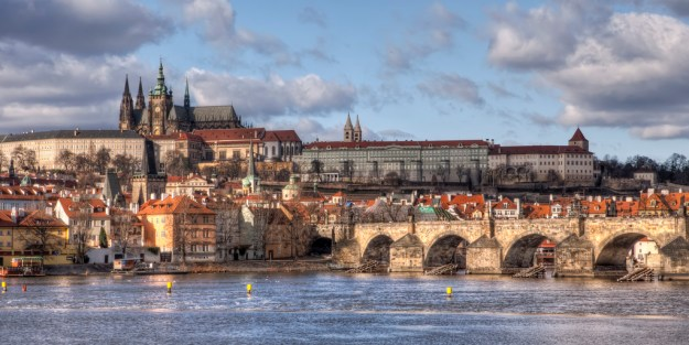 9. Charles Bridge, Prague, Czech Republic 4