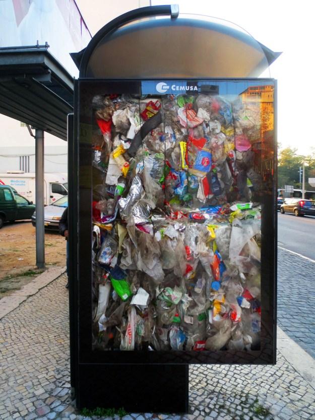 Junk Gets a Second Life as Gorgeous 3D Animal Street Art 2