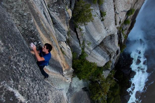 2. Free Solo Climbing 1