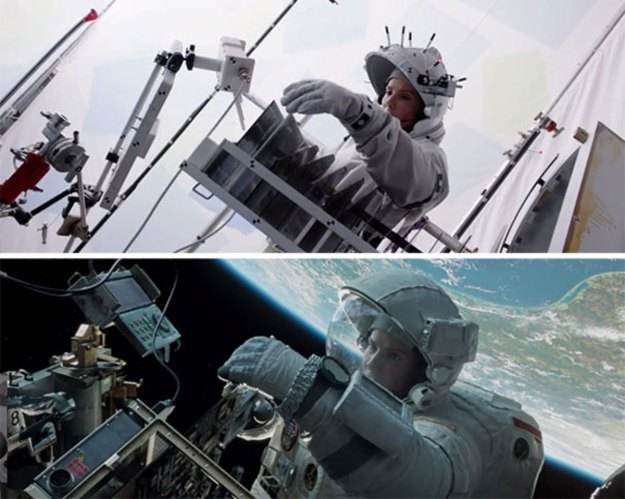20 Before and After Comparisons of Movie Visual Effects 23