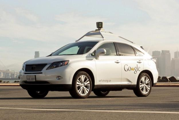 4) Self-driving cars