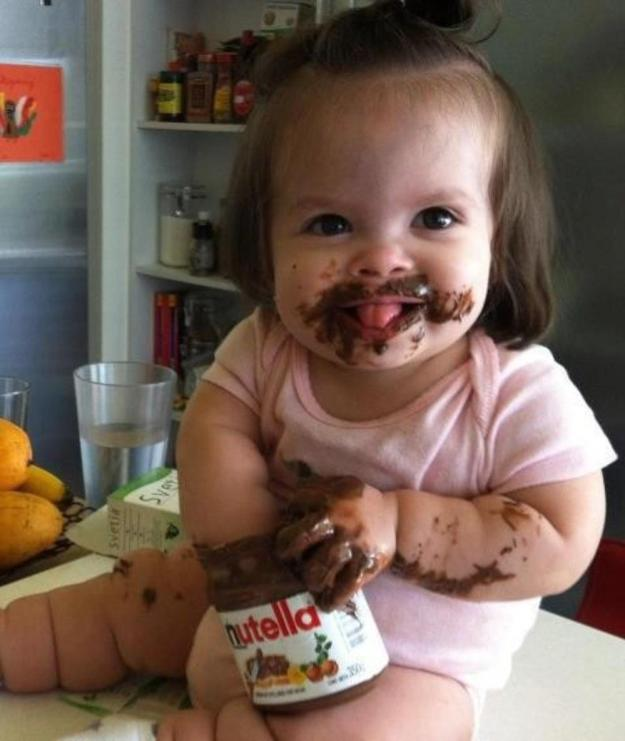 Kids Love Getting Messy – Deal With It! 10