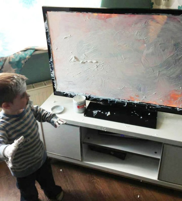 Kids Love Getting Messy – Deal With It! 12