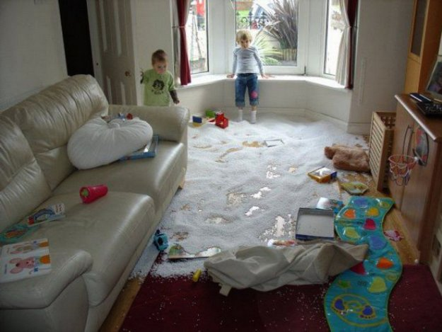 Kids Love Getting Messy – Deal With It! 26