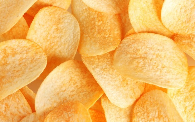 11. Potato chips
