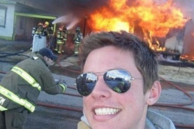 17 Selfies That Went To The EXTREME 11