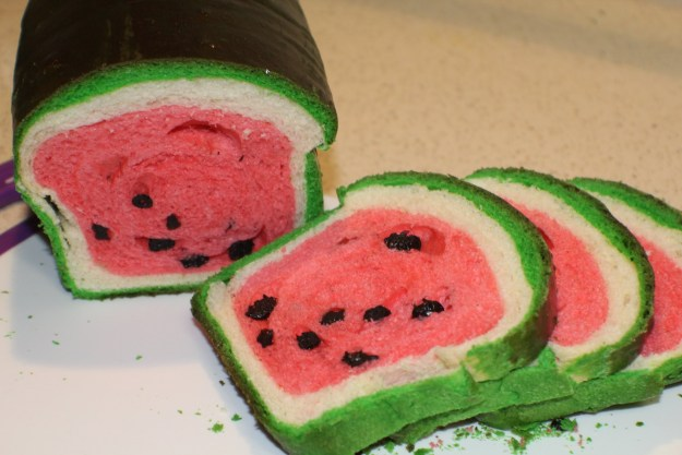 Taiwan's watermelon bread will delight your senses and confuse your tastebuds 5