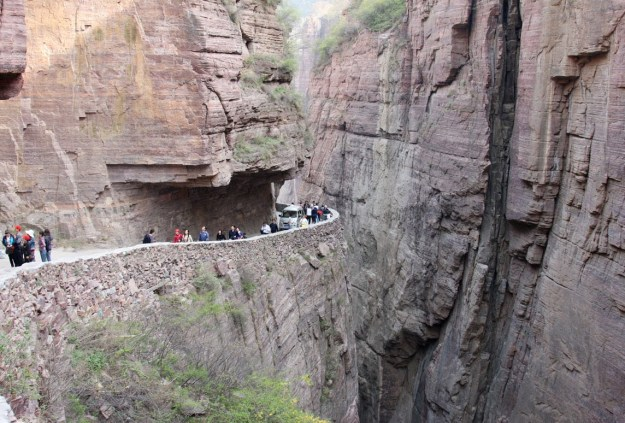 12) Guoliang Tunnel Road, China 2