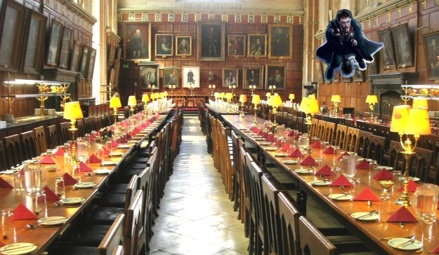 2. Hogwarts School of Witchcraft and Wizardry, Harry Potter 1