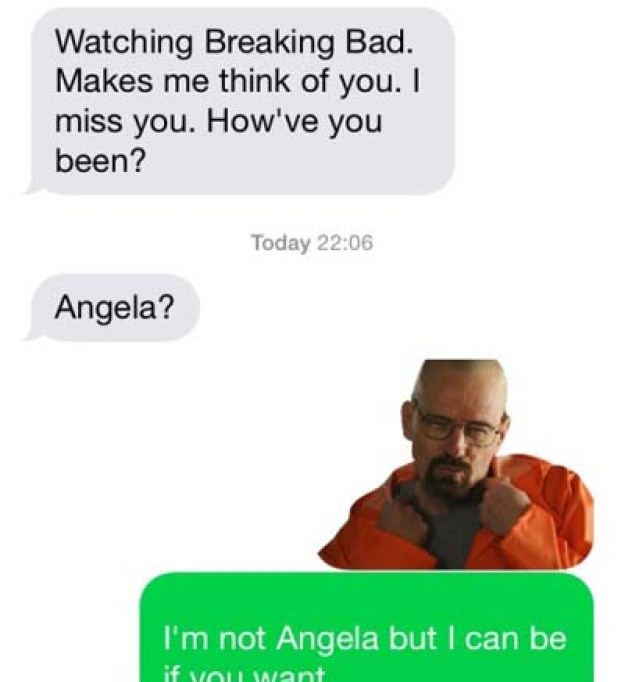 20 Best Responses To Wrong Number Texts 19