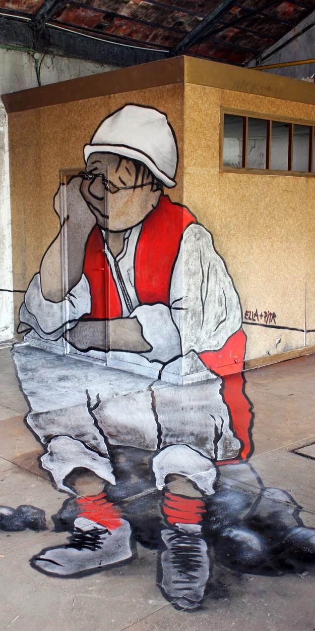 Ella & Pitr – Street Art Masters 2