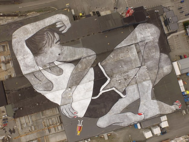 Ella & Pitr – Street Art Masters 25