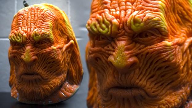Mindblowing Halloween Pumpkin Carvings 1