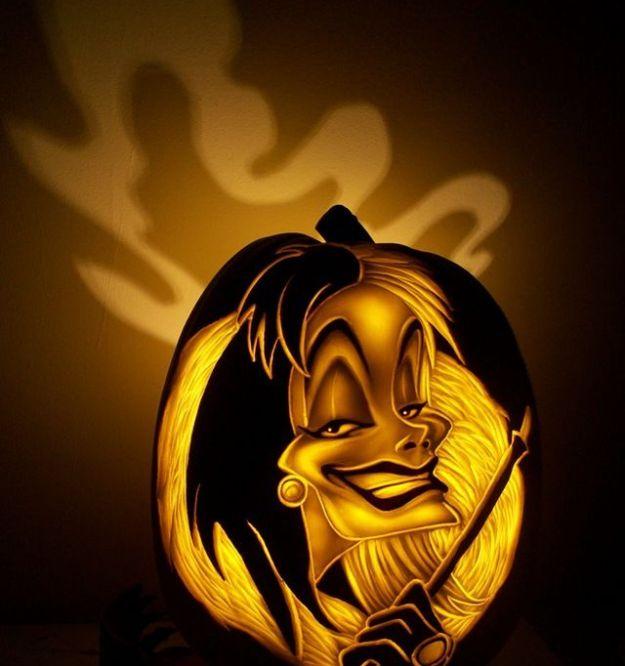 Mindblowing Halloween Pumpkin Carvings 32