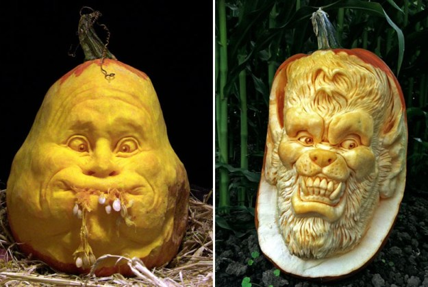 Mindblowing Halloween Pumpkin Carvings 6