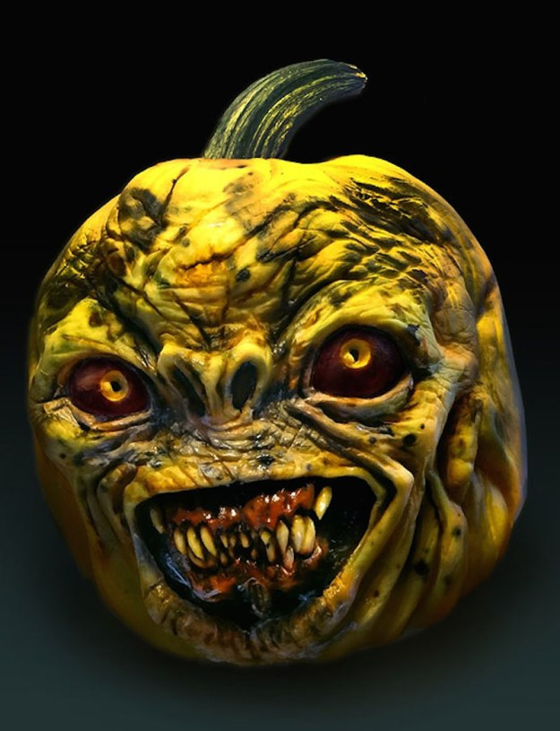 Mindblowing Halloween Pumpkin Carvings 8