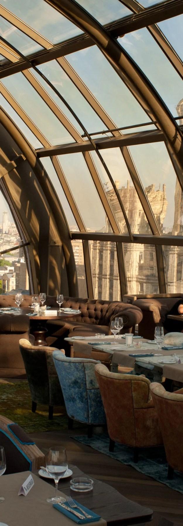 25 World's Best Restaurant Views 89