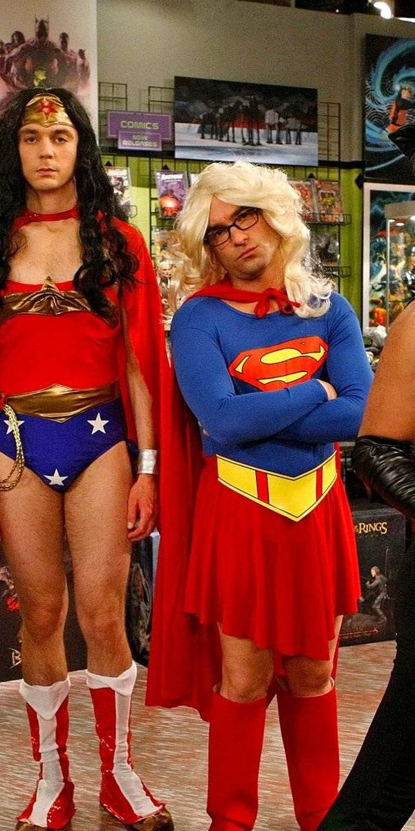 Best Moments of The Big Bang Theory 17