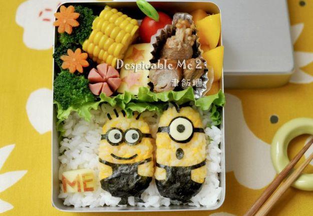 Creative and Interesting Bento Boxes 19