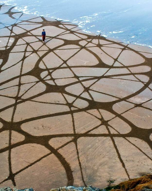 Stunning Beach Artworks By Andres Amador 3