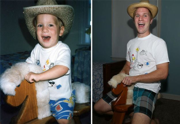 three-brothers-reenact-their-childhood-photos -as-a-gift-for-their-mother-08