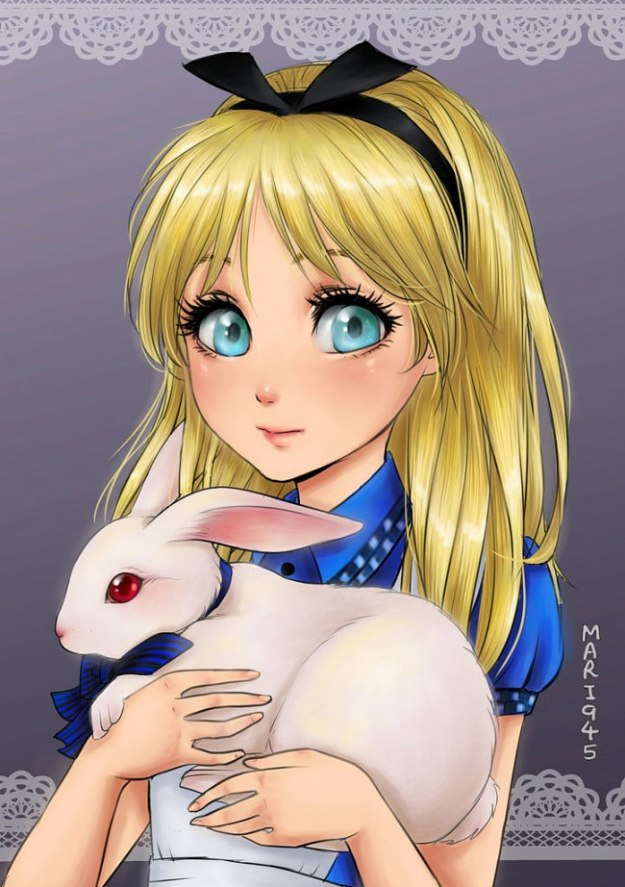 this-is-what-disney-princesses-would-look-if-they-were-anime-characters-09