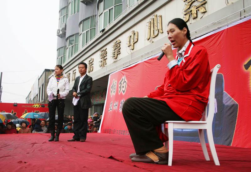 tallest-women-5-sunfang