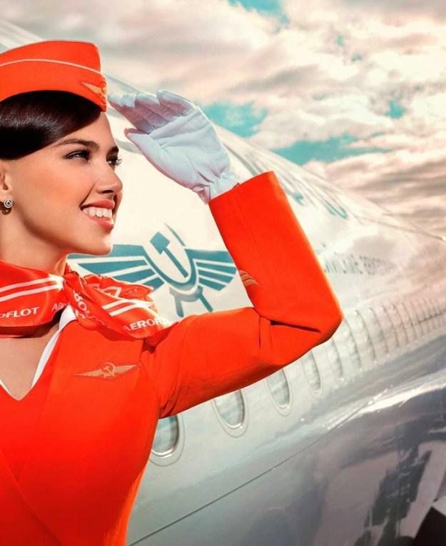 hottest-flight-attendants-stewardesses-13-aeroflot-russia