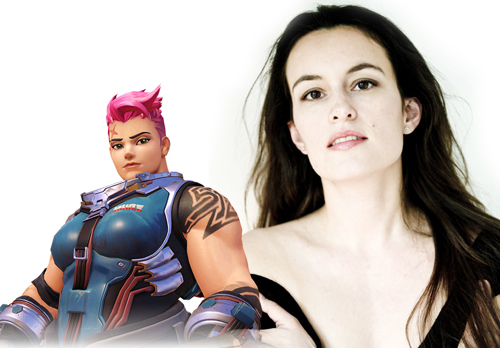 23 Overwatch Characters And Their Voice Actors Brain