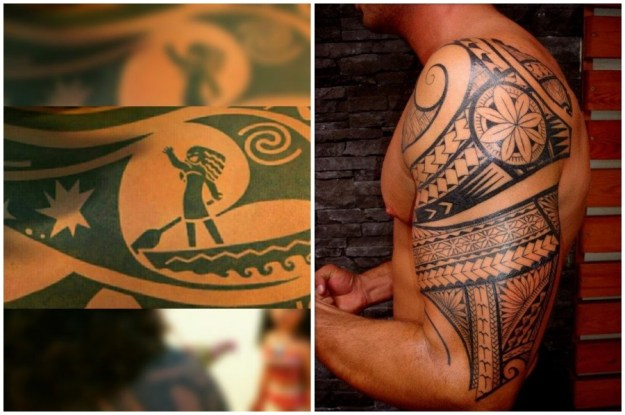 """La Palabra """"Tatuaje"""" Viene De Polinesia   9 Datos Sorprendentes Sobre Tatuajes Que Probablemente No Sabías   Brain Berries"""