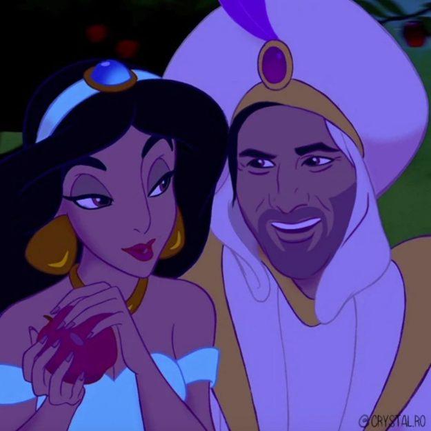 Keanu Reeves as Prince Aladdin | BrainBerries
