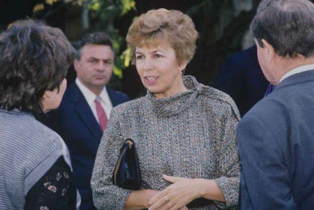 Раиса Горбачева    великие женщины в истории СССР   Brain Berries