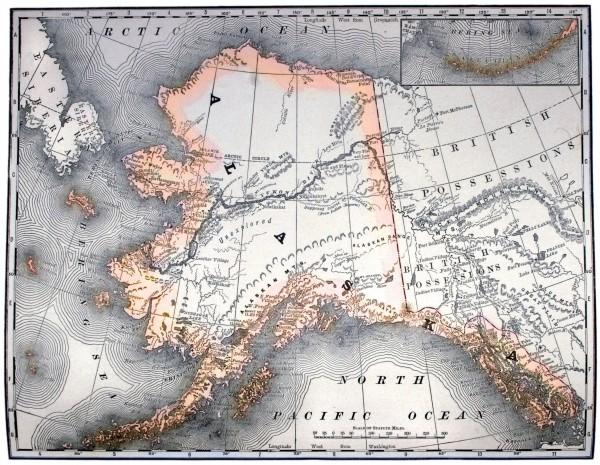 ألاسكا - 50.7 مليار دولار    أغلى 8 أخطاء ارتكبها العالم على الإطلاق  التوت الدماغ