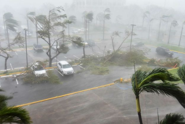 They are POWERFUL | 6 Amazing Facts about Hurricanes | Brain berries
