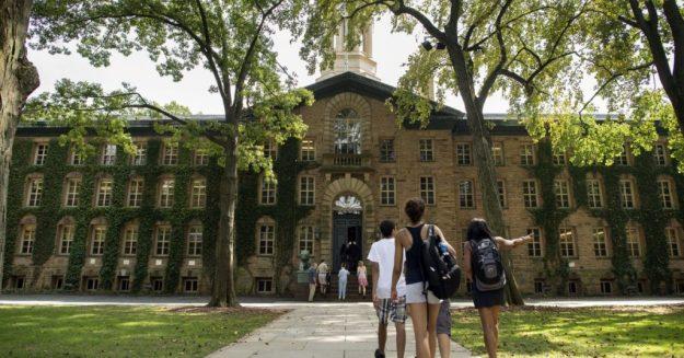 Princeton University   7 Richest Universities in the World   Brain Berries