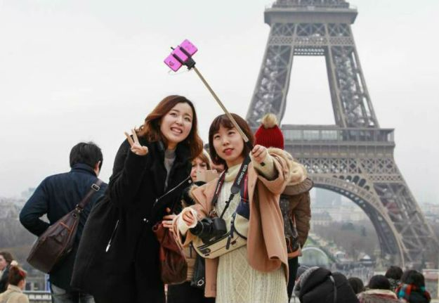 Selfie Stick | 10 Inventions That Make Us Question Humanity | BrainBerries