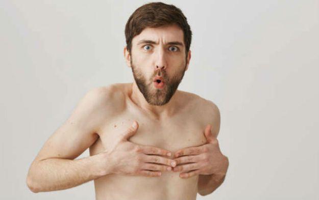 Núm vú của nam giới  | 9 Bộ phận cơ thể không thực sự cần thiết | BrainBerries