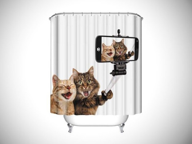 28 Geeky and Hilarious Shower Curtains For Adult #14 | Brain Berries