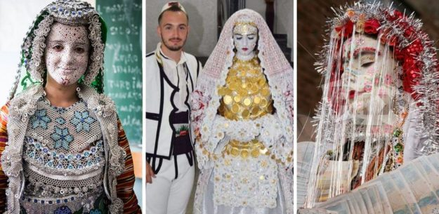 Goran wedding | The Most Stunning Wedding Looks From Around The World | Brain Berries