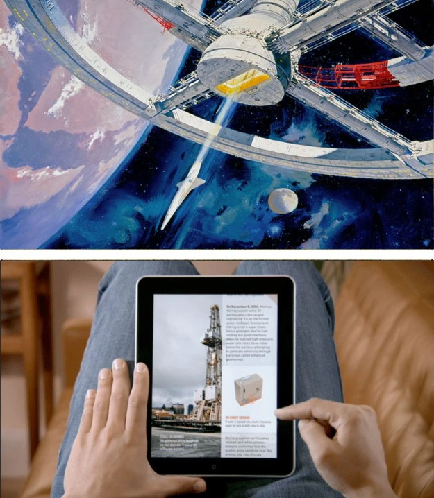 iPad | 10 Modern Things That Were Predicted Hundreds Of Years Before They Appeared | Brain Berries