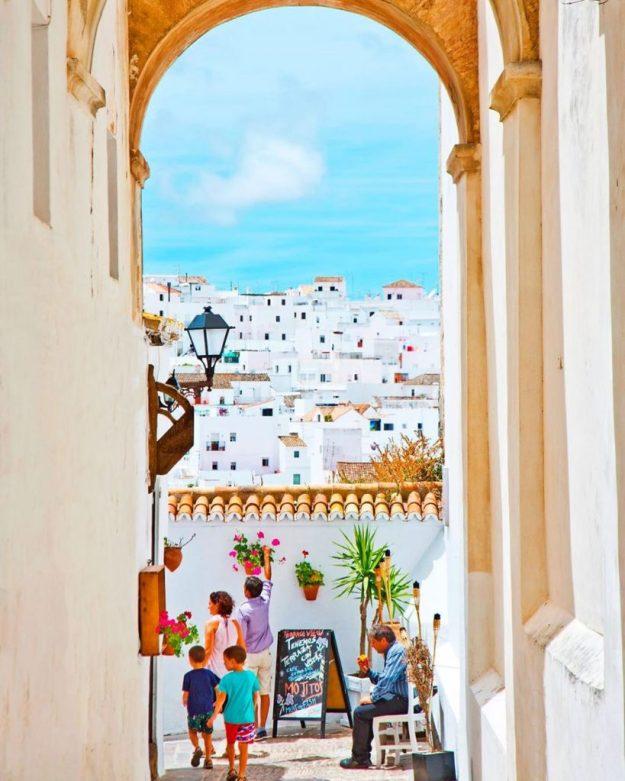 Вехер-де-ла-Фронтера, Испания   10 красивейших мест в Европе, о которых почти ничего не знают туристы   Brain Berries
